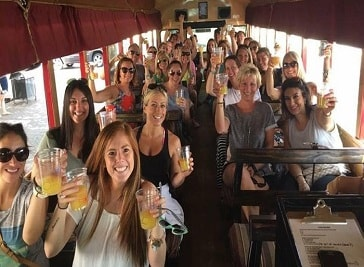 Funny Bus Tours in North Carolina