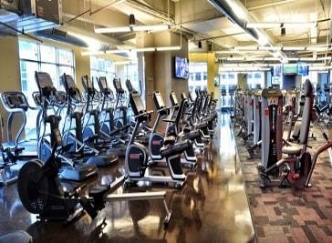 Gold's Gym in North Carolina