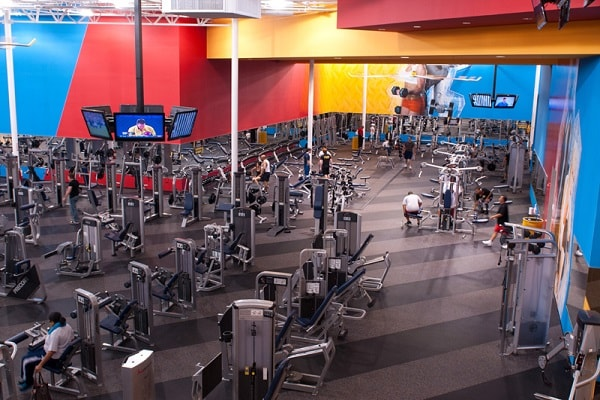Gyms and Fitness Clubs in North Carolina