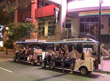 Queen City Rides in North Carolina