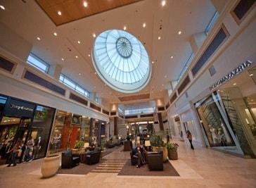 SouthPark Shopping Mall in North Carolina
